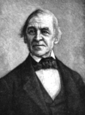 What term best classifies the type of writer Ralph Waldo Emerson was?