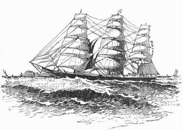 The Northern Light, Captain Joshua