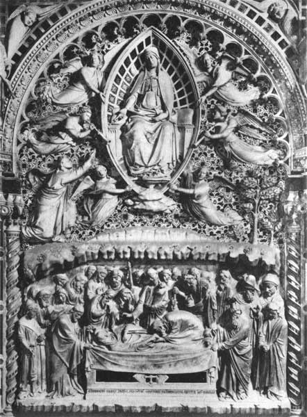 THE DEATH AND ASSUMPTION OF THE VIRGIN