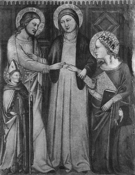 THE MARRIAGE OF S. CATHARINE