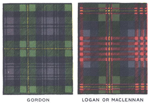 Gordon. Logan or MacLennan.
