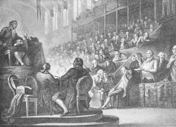 THE TRIAL OF LOUIS XVI